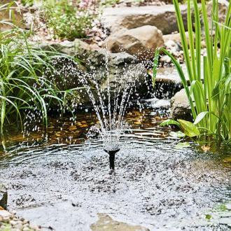 Водна помпа за фонтани Модел
