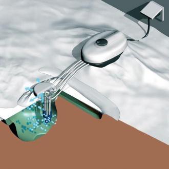 Въздушна помпа за езера Модел