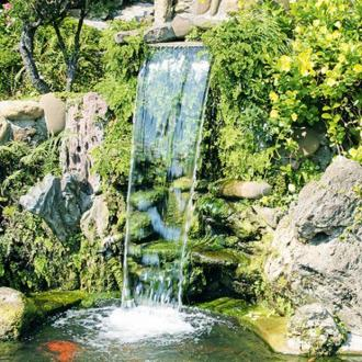 Водна помпа за фонтани и водопади