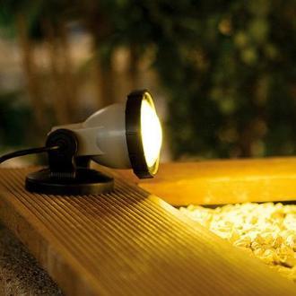Осветление за фонтани и езера Модел