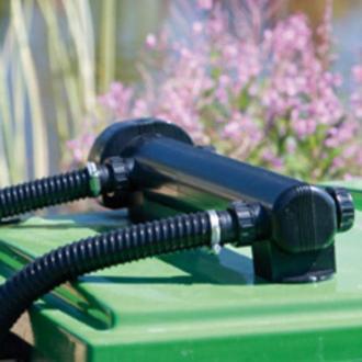 UV лампа за фонтани и езера Модел